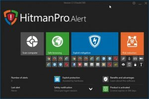 HitmanPro crack & product key [2020]