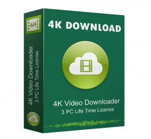 4K Video Downloader 4.11.3 crack & Serial Key 2020
