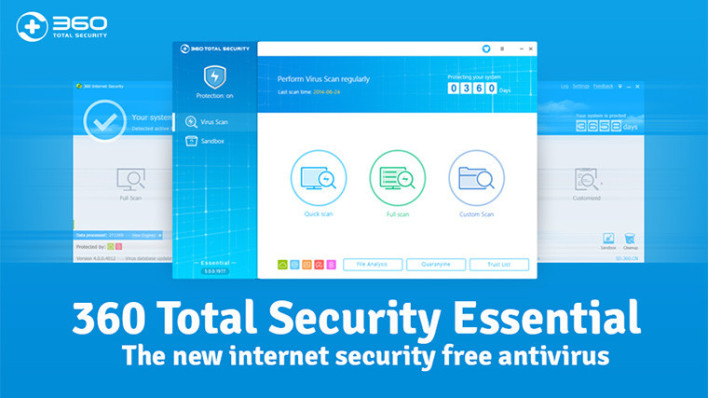360 Total Security crack & serial key free download {2020}