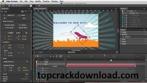 Adobe Animate CC 2021 v21.0.9 Crack Free Download [MAC/PC]