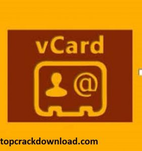 vCard Wizard Pro 4.26.0.243 Crack Free Download [Latest]