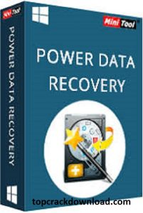 MiniTool Power Data Recovery 9.2 Crack + Free Download [2021]